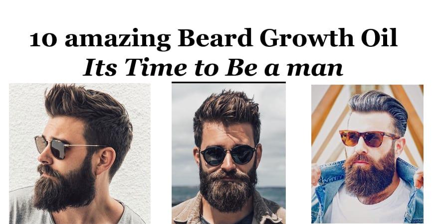 beard growth oil in india