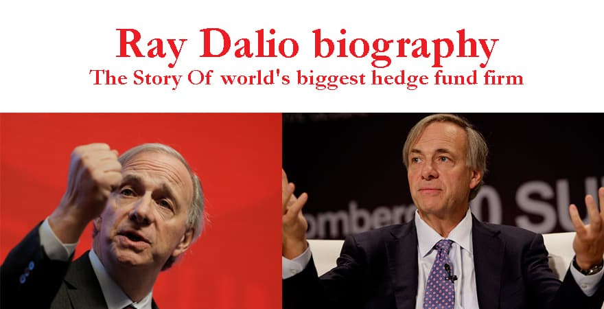 Ray Dalio Biography