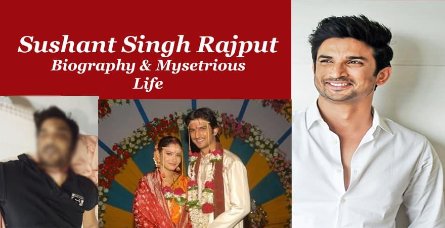 sushant Singh Rajput Bio