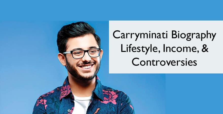 Carryminati Biography